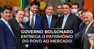 Depois dar prejuízo bilionário à Petrobrás, Bolsonaro quer privatizar os Correios e Eletrobrás