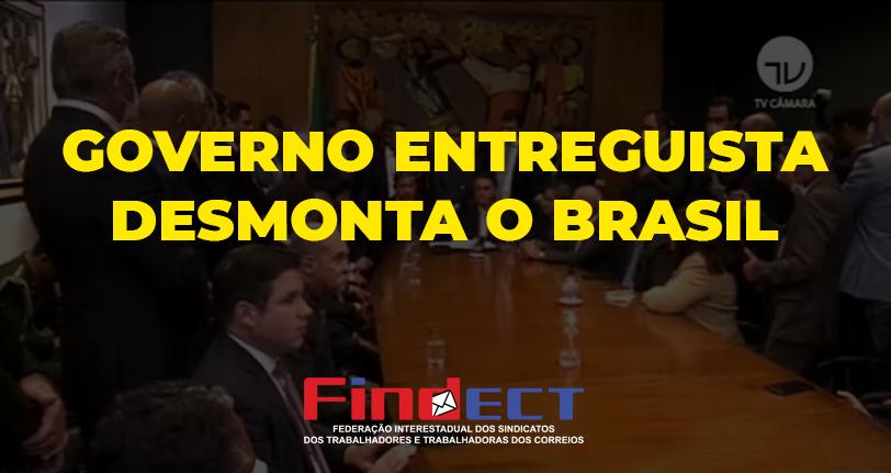Por que o projeto de privatização dos Correios além de trágico para o Brasil, não faz sentido!