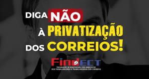 Bolsonaro é aconselhado a enviar logo MP para privatizar Eletrobras e Correios