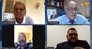 FINDECT debate luta contra a privatização dos Correios com Deputados Federais