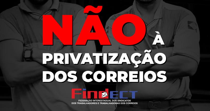 Privatização dos Correios: Líder da Oposição deputado federal André Figueiredo afirma que projeto do governo é nitidamente inconstitucional e pede devolução