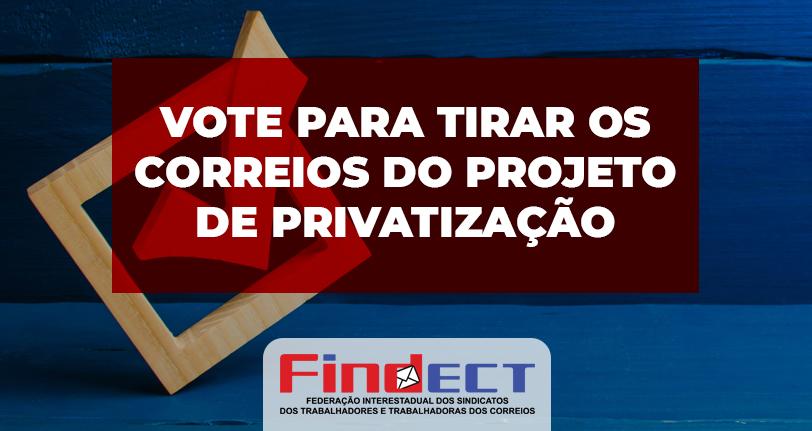 A FINDECT e Sindicatos filiados convocam os trabalhadores para mais uma atividade virtual importante.