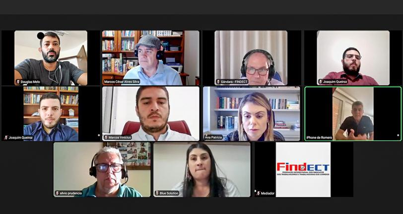 FINDECT realiza reunião com assessoria do deputado Gervásio Maia – relator do PL 591 na CCTCI