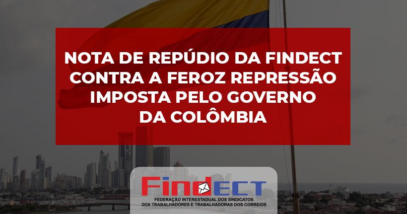 Povo protesta contra roubo de direitos e renda na Colômbia, e governo responde com repressão e mortes