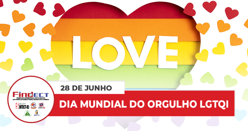 28 de Junho, dia de (muito) orgulho LGBTIQA+